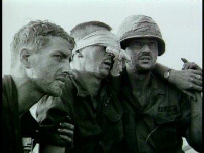 American soldiers in Vietnam