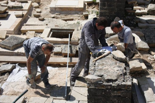 Kanfanarci nastavljaju obnovu gradića