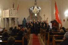Božićno novogodišnji koncert u župnoj crkvi