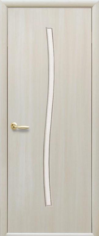 Двери Гармония дуб жемчужный