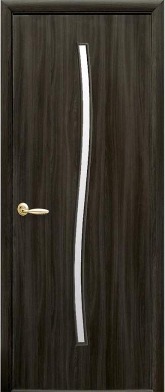 Двери Гармония кедр
