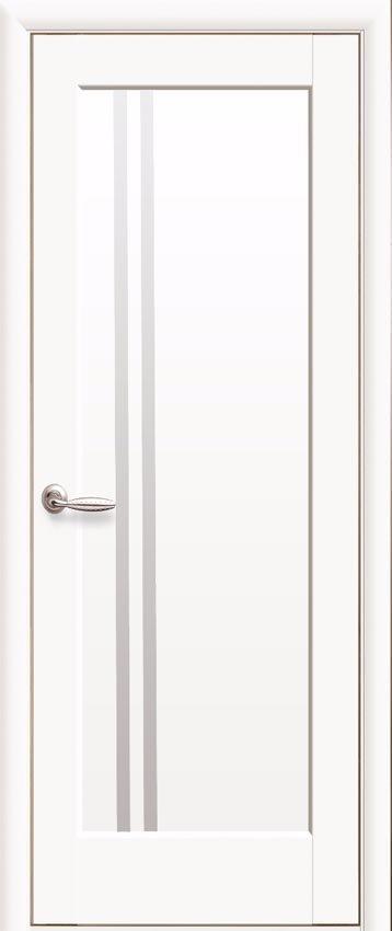 Двери Новый Стиль Делла белый матовый
