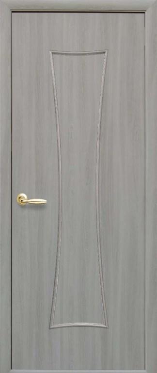 Двери Часы Новый Стиль ясень патина