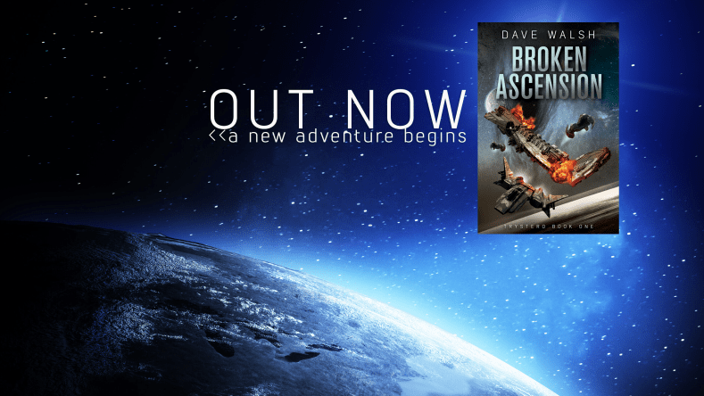 Broken Ascension Available Now!