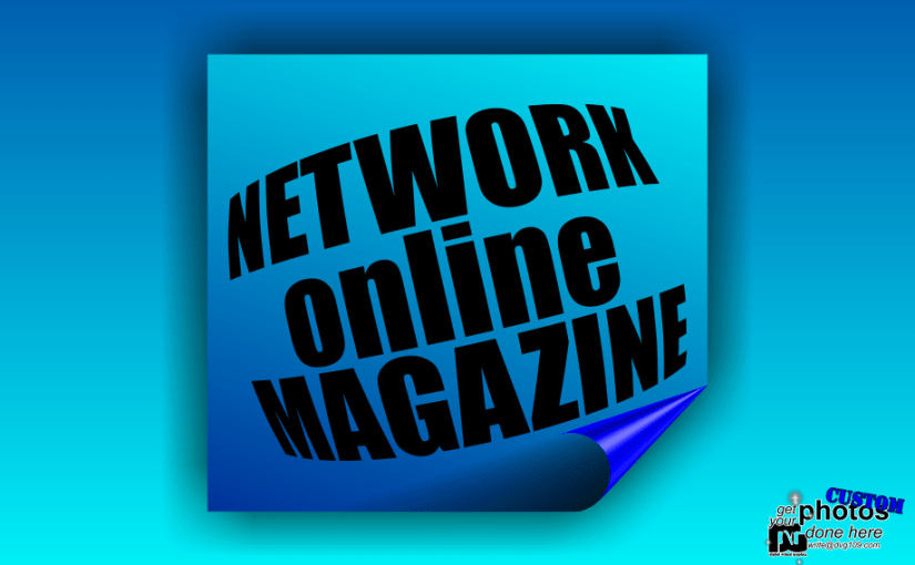 """This network is our magazine where you have the """"write"""""""