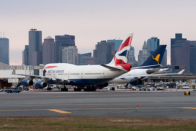 British Airways and AirOne