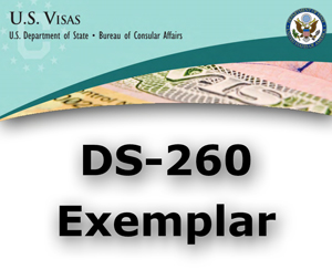 demande de Visa Loterie DV