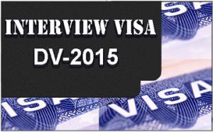 Date interview visa dv-2015