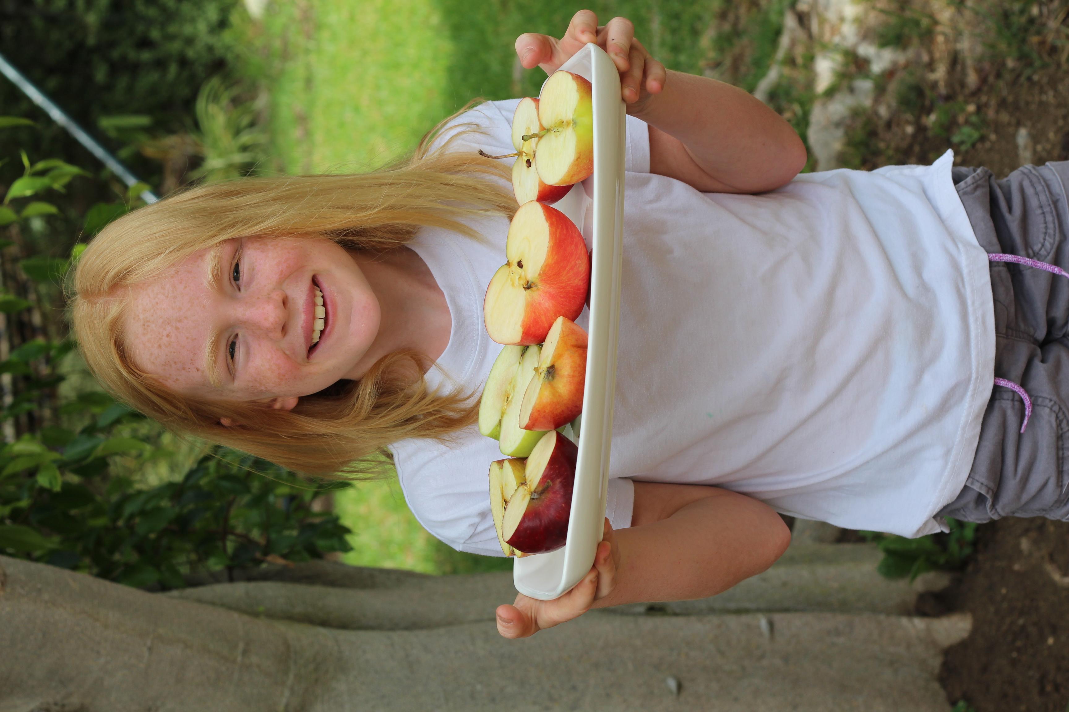Back To School Activity Apple Taste Test
