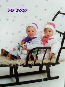 PF2021 Dvojčata