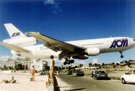 st martin airport