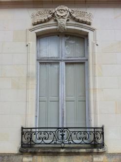 avant la rénovation de la fenêtre en bois et du double vitrage à nantes par DV Renov