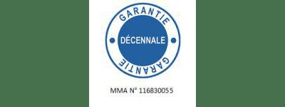 Garantie décennale pour la rénovation de vos fenêtres en bois et du double vitrage à Nantes par DV Renov