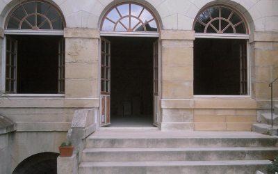 Les fenêtres à formes spéciales