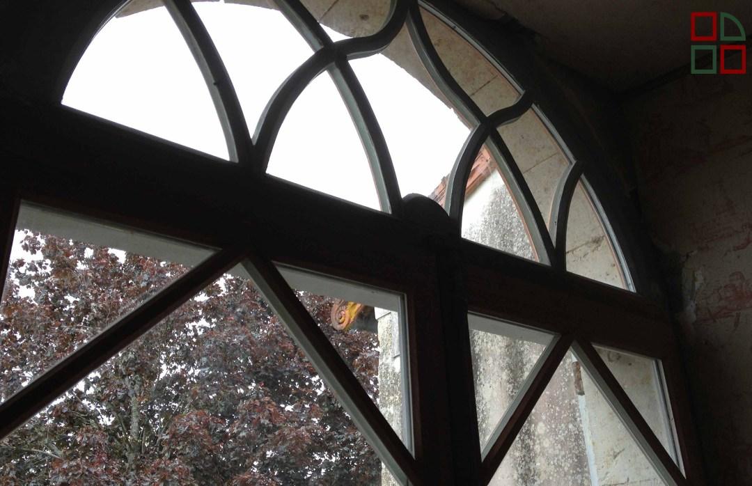 DVRenov Restauration des fenêtres à formes spéciales