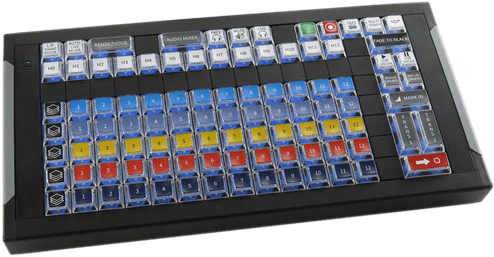 Wirecast Gear X-Keys Control Surface