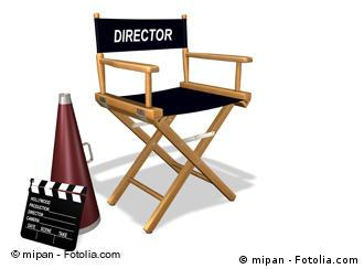 Film director's chair