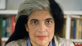 Susan Sontag početkom 90-etih
