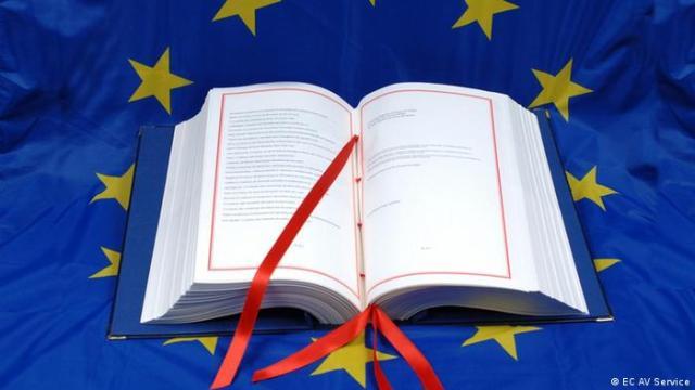 Symbolbild Lissabon-Vertrag (EC AV Service)
