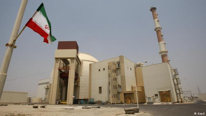 Iranian nuclear plant (dapd)