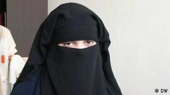 Burka Verbot in Frankreich (DW)