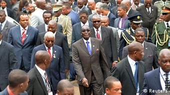 Afrika SADC Gipfel in Mozambik, Maputo