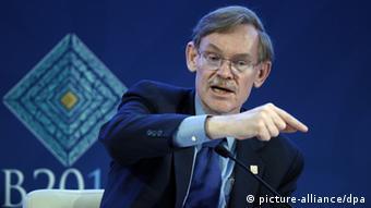 Robert Zoellick Weltbank Präsident (picture-alliance/dpa)