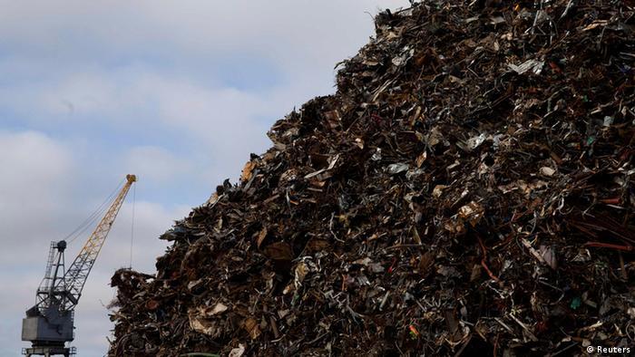 У Євросоюзі критикують Україну за намагання подовжити дію експортного мита на металобрухт