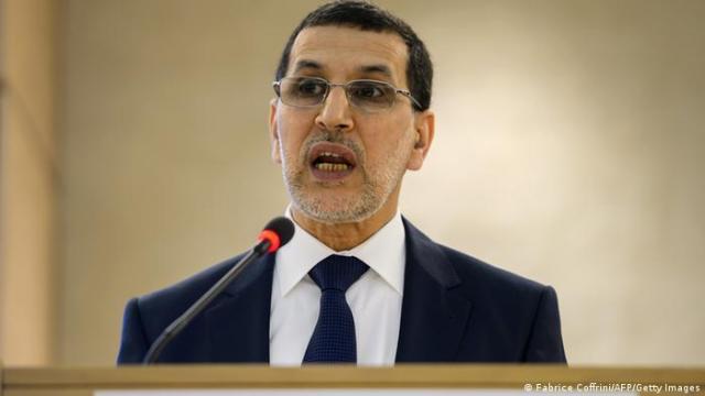 Saad-Eddine El Othmani Außenminister Marokko (Fabrice Coffrini / AFP / Getty Images)