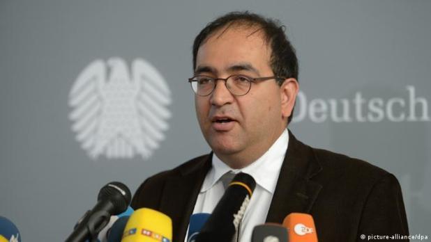 Drohnen Untersuchungsausschuss 22.07.2013 Omid Nouripour (picture-alliance/dpa)