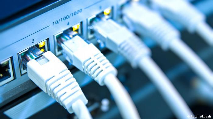 Network cables (Fotolia/kubais)