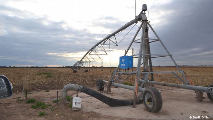 Sojaanbau in Argentinien
