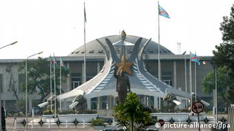 Demokratische Republik Kongo Parlament Kinshasa (picture-alliance/dpa)
