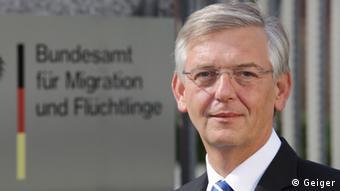 Manfred Schmidt Bundesamt für Migration und Flüchtlinge