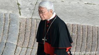 Joseph Zen Ze-kiun (picture-alliance/AP)
