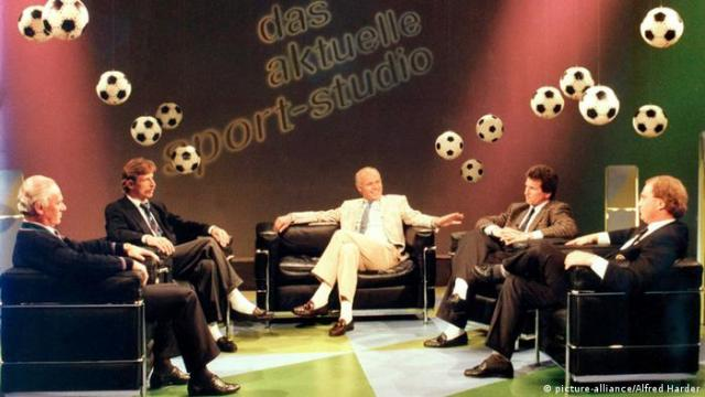 ZDF Sportstudio Daum Hoeneß (picture-alliance / Alfred Harder)
