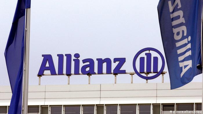 Allianz Versicherungskonzern Zentrale bei München (picture-alliance/dpa)