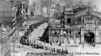 Warsaw Uprising 1944 (Museum Warschauer Aufstand 1944 in Warschau)