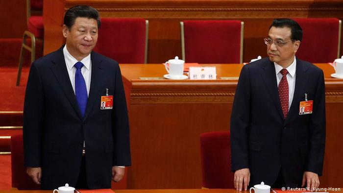 China Volkskongress in Peking (Reuters/K. Kyung-Hoon)