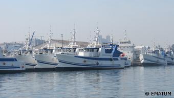 Schiffe von EMATUM in Mosambik (EMATUM)