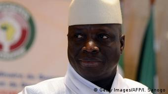 Yahya Jammeh (Getty Images/AFP/I. Sanogo)