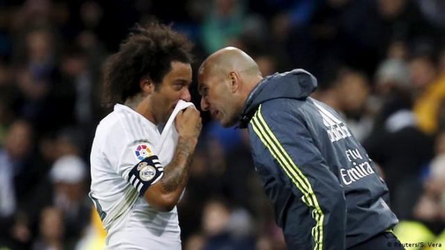 Spanien Real Madrid vs Deportivo Coruna (Reuters / S. Vera)