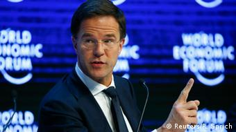 Mark Rutte (Reuters/R. Sprich)