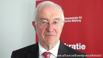 Rolf Tophoven Autor und Terrorismusexperte (picture-alliance/Eventpress/Rekdal)