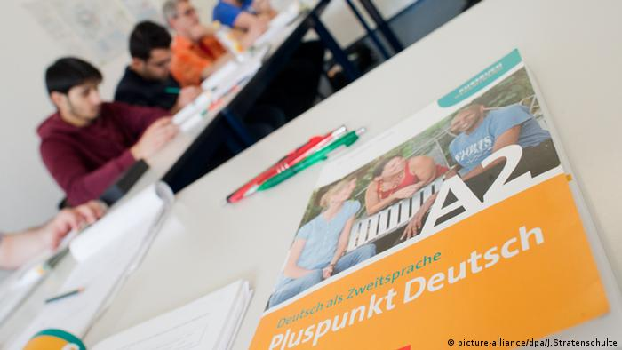 Integration course in Germany (picture-alliance/dpa/J.Stratenschulte)
