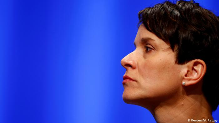 Frauke Petry (Reuters/W. Rattay)