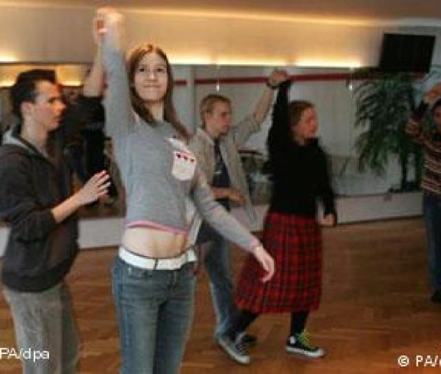 Teens Are Learning Social Competence Along With Dance Steps According To One Teacher