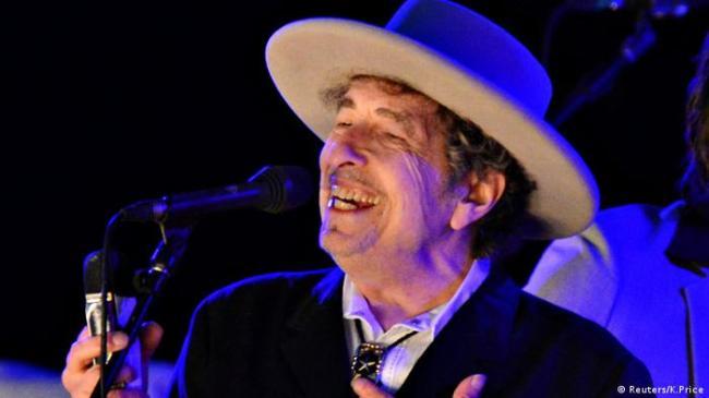 Bob Dylan Literatur Nobelpreis (Reuters/K.Price)