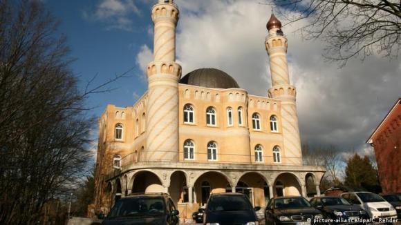 Deutschland Moschee in Büdelsdorf bei Rendsburg (picture-alliance/dpa/C. Rehder)