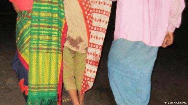 Bangladesh Angriffe gegen indigene Völker (Sumit Chakma)